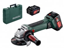 Metabo W 18 LTX 125 Quick bruska 2x2,0Ah 602174610