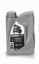 Olej Powerplus POWOIL012 do kompresorů, 1l