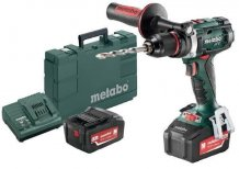 Metabo BS 18 LTX Impuls 2x4,0Ah , 602191500