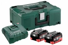 Metabo Basic Set 18V LiHD 8,0 Ah + ASC Ultra+ kufr