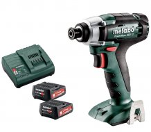 Metabo PowerMaxx SSD 12 2x2.0Ah (601114500)