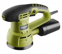EXTOL CRAFT bruska excentrická, 125mm, 430W