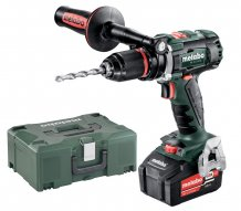 Metabo BS 18 LTX BL Impuls, bez aku, Metalock