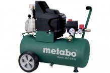 Metabo Basic 250-24 W olejový kompresor60153300